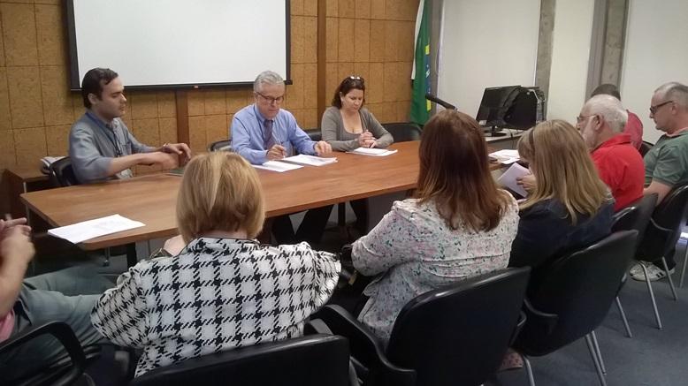 ASSIBGE-SN Cobrou Fidelidade Do IBGE Ao Projeto Original De Plano De Carreira
