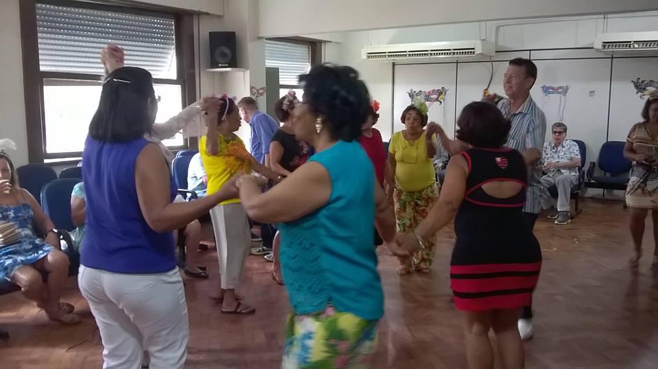 Baile Da Alegria – SAP
