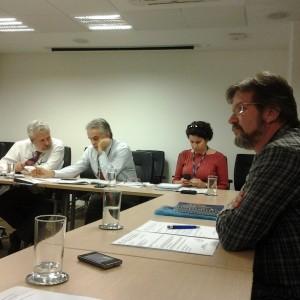 Reunião Da ASSIBGE-SN Com A Direção Do IBGE