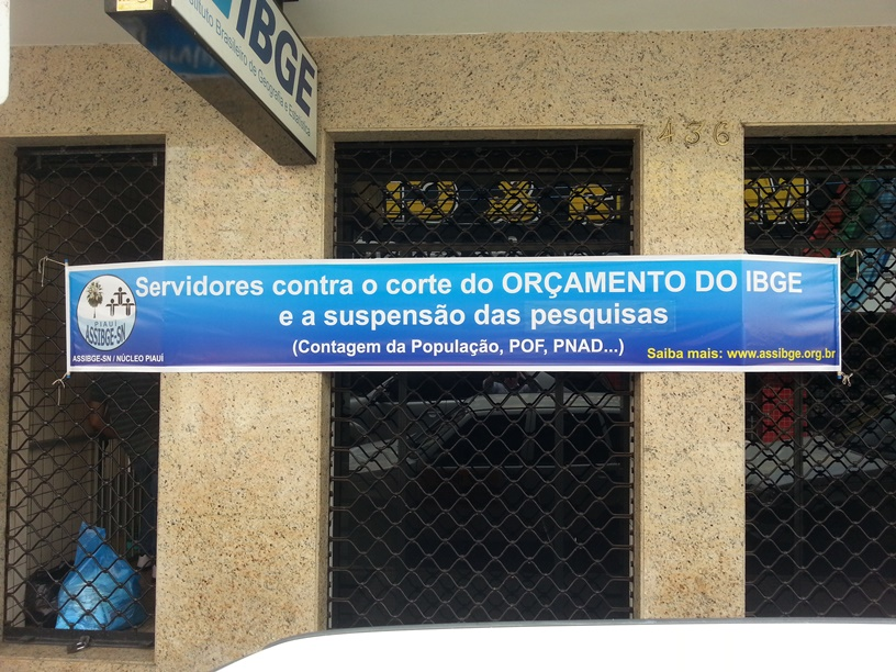Dia Nacional De Luta – ASSIBGE – Núcleo Piauí