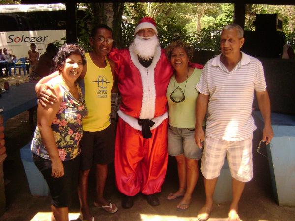 Festa Natalina Realizada Pela ASSIBGE Sede