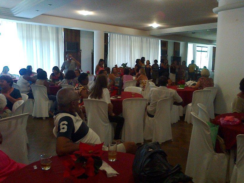 Festa De Final De Ano Dos Aposentados E Pensionistas Do Rio De Janeiro